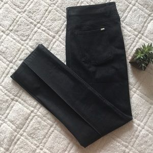 St. John Yellow Label Creased Jeans